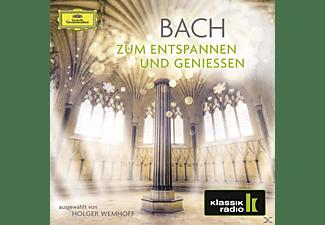 Diverse Klassik - Bach (Klassik-Radio-Serie)  - (CD)