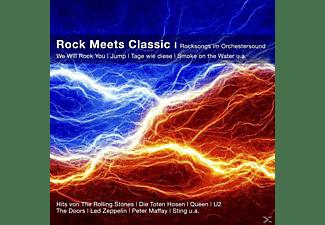 Diverse Klassik - Rock Meets Classics (Classical Choice)  - (CD)