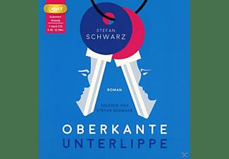 Stefan Schwarz - Oberkante Unterlippe  - (MP3-CD)