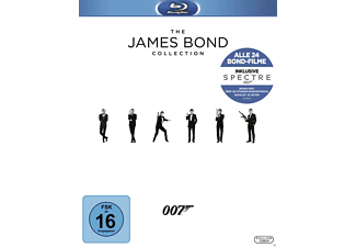 Bond Collection 2016 Blu-ray