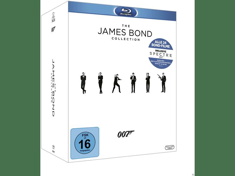 Bond Collection 2016 [Blu-ray]