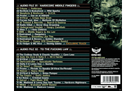 VARIOUS - Lords Of Hardcore Vol.8 Middle Fingers To The Law [CD]