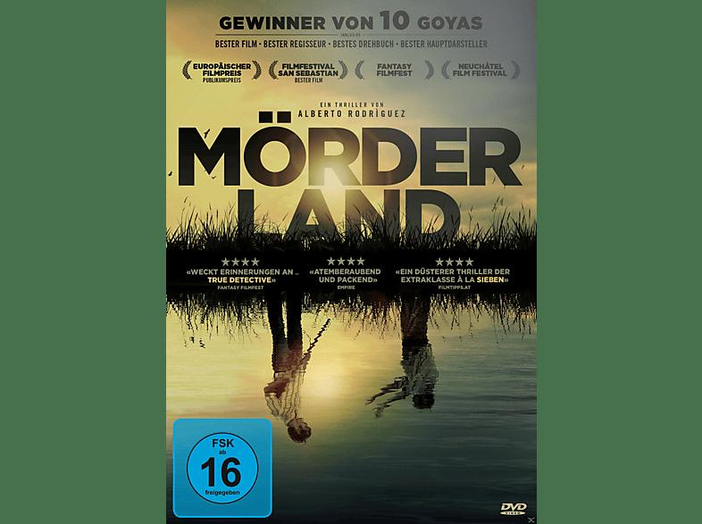 Mörderland – La Isla Mínima [DVD]