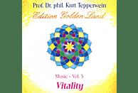 Kurt Tepperwein - Vitality, Vol.5 - (CD)