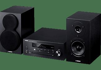 YAMAHA MCR-N470D Kompaktanlage (Ja, Schwarz)