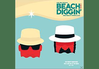 GUTS / MAMBO - BEACH DIGGIN 4  - (CD)
