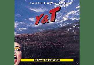 Y&t - Earthshaker  - (CD)