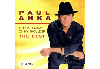 Paul Anka - Put Your Head On My Shoulder,The Best - (CD)