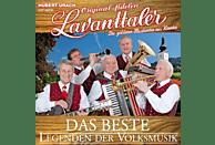 Hubert Und Seine Original Fidelen Lavanttaler Urach - Legenden der Volksmusik-Das [CD]