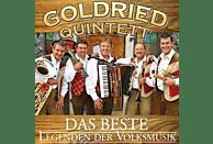 Goldried Quintett - Legenden der Volksmusik-Das [CD]