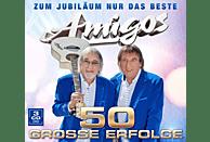 Die Amigos - 50 große Erfolge-Zum Jubiläu [CD]