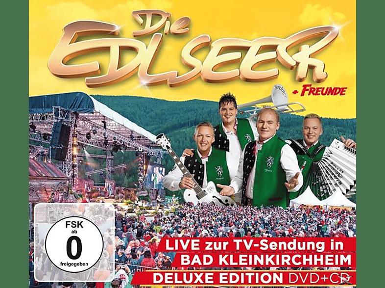 Die Edlseer - Live CD & DVD zur TV-Sendung- [CD + DVD Video]