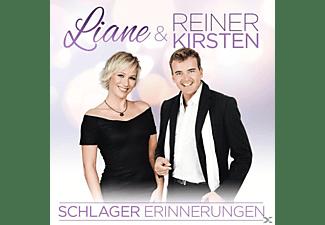 Liane & Reiner Kirsten - Schlagererinnerungen  - (CD)