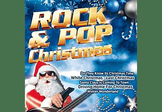 VARIOUS - Rock & Pop Christmas  - (CD)