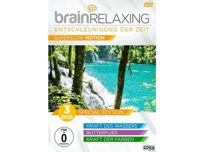 VARIOUS - Brain Relaxing-Special Edition [DVD]