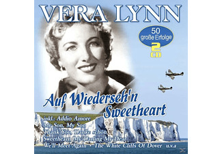 Lynn Vera - Auf Wiederseh'n Sweetheart-50 Grosse Erfolge  - (CD)