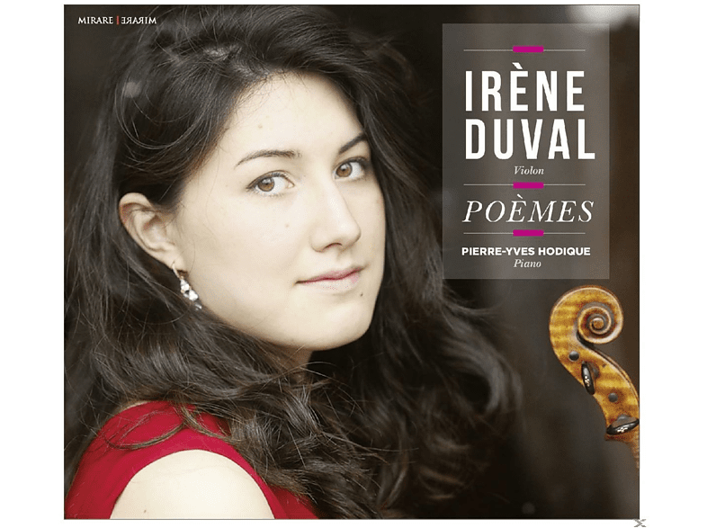 Duval Irene, Pierre-yves Hodique, VARIOUS - Poemes [CD]