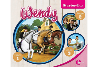 001 - Wendy Starter-Box - 3 CD - Kinder/Jugend