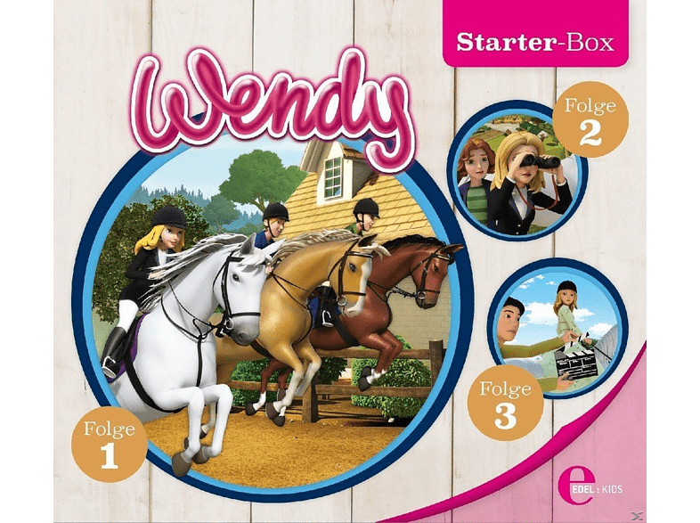 Wendy - 001 - Wendy Starter-Box - (CD)
