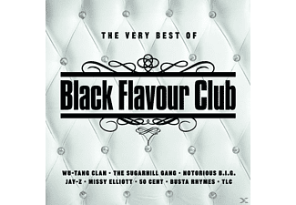 VARIOUS - Black Flavour Club-The Very Best Of  - (CD)