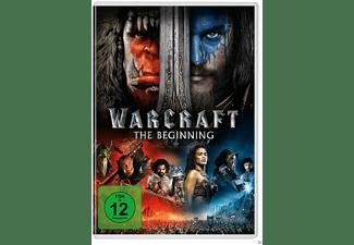 Warcraft - The Beginning DVD