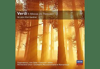 Diverse Klassik - VERDI - REQUIEM (CLASSICAL CHOICE)  - (CD)