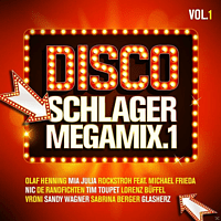 VARIOUS - Discoschlager Megamix Vol.1 [CD]