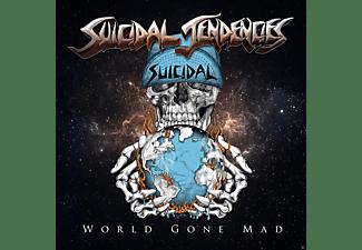 Suicidal Tendencies - World Gone Mad-Box (CD/Bandana/Stickers)  - (CD)