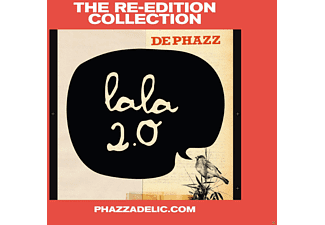 De Phazz - LALA 2.0 (LIMITED EDITION)  - (CD)