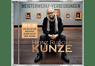 Heinz Rudolf Kunze - Meisterwerke: Verbeugungen (+ Exklusiver Bonus-Track)  - (CD)