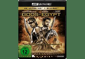 Gods of Egypt 4K Ultra HD Blu-ray + Blu-ray