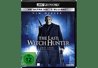 The Last Witch Hunter 4K Ultra HD Blu-ray + Blu-ray