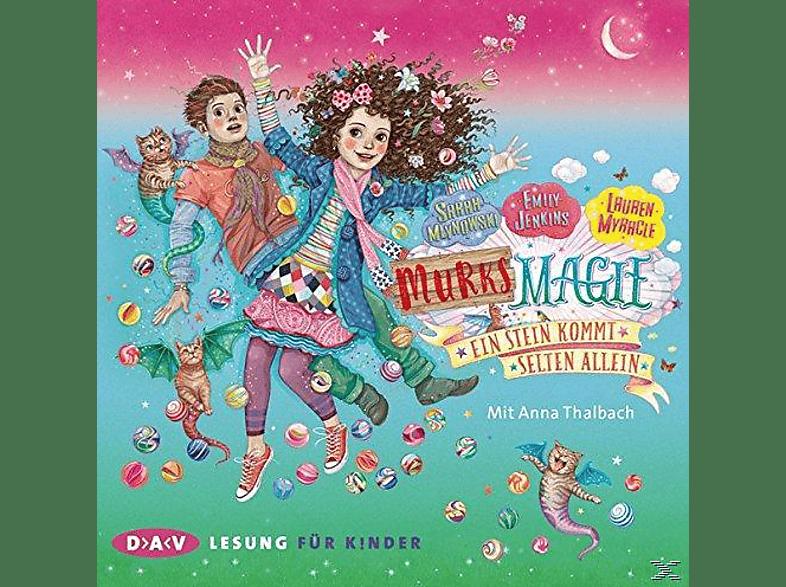 Mlynoswki,Sarah/Jenkins,Emily/Myracle,Laur - Murks-Magie - Teil 2: Ein Stein - (CD)