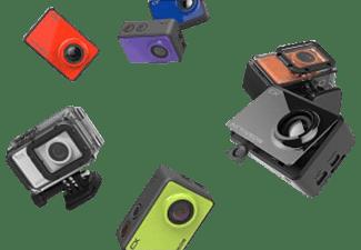 ACTIVEON CA08FBS CX, Frontabdeckungen, mehrfarbig, passend für Action Cam Activeon CX