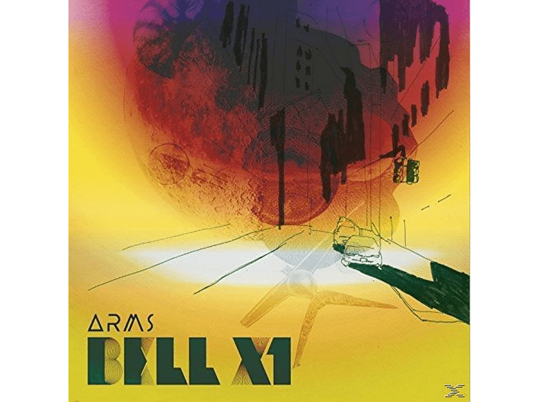Bell X1 - Arms [CD]