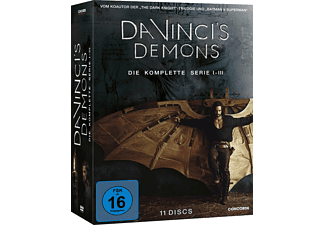 Da Vinci's Demons - Die komplette Serie DVD