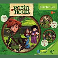 Robin Hood-schlitzohr Von Sherwood - (1)Starter-Box - (CD)