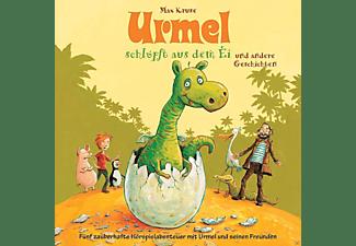 Urmel - Urmel Schlüpft Aus Dem Ei Und Andere Geschichten  - (CD)