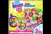 Bibi Blocksberg - Bibi Blocksberg - Die Junghexen sind los!: Schubia dreht durch + Die Junghexenbande - (CD)