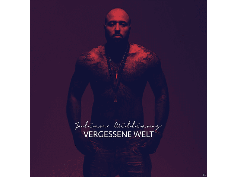 Julian Williams - Vergessene Welt [CD]