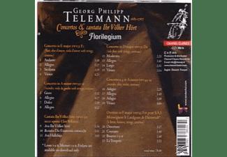Florilegium - Concertos & Cantata 'Ihr Völker Hört' (Limited  - (CD)
