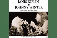 Joplin J./Winter Jo. - Piece Of My Heart 1969 [CD]