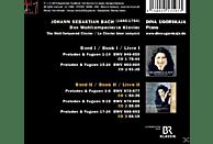 Dina Ugorskaja - Das Wohltemperierte Clavier 1 & 2 [CD]