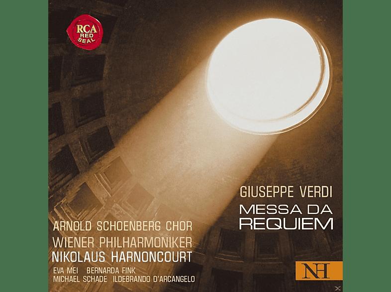 Nikolaus Harnoncourt, Wiener Philharmoniker, Schönberg Chor - Requiem [Vinyl]