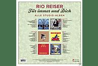 Rio Reiser - Für immer und Dich-Alle Studio-Alben [Vinyl]