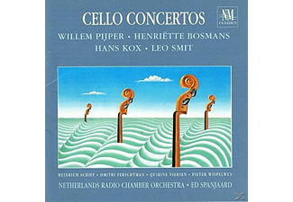 Sol Gabetta - Cello Concertos - (CD)