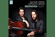 CAPUCON,GAUTIER/FRALEY,FRANK - Sämtliche Sonaten Für Cello Und Klavier [CD]
