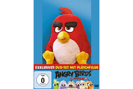 Angry Birds - Der Film + Plüschfigur RED [DVD]