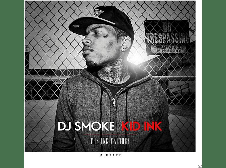 Kid Ink - The Ink Factory Mixtape [CD]