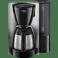 BOSCH TKA6A683 ComfortLine Kaffeemaschine Edelstahl/Schwarz